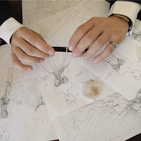 01. Designer Luigi Giannetta, Wedding dress, Interior Design, Designer, Design, Luigi Giannetta Design Studio, Luxury Home Design, Luigi Giannetta