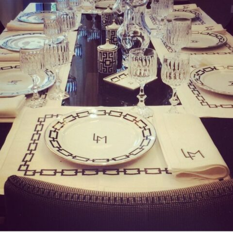 02. Designer Luigi Giannetta, Table Linen, Designer, Design, Luigi Giannetta Design Studio, Luxury Home Design, Luigi Giannetta Fashion Designer