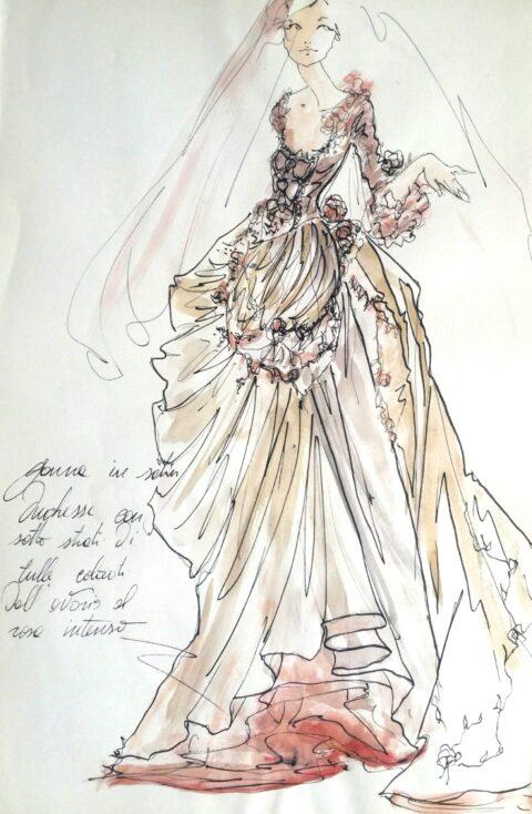 16. Designer Luigi Giannetta, Wedding dress, Interior Design, Designer, Design, Luigi Giannetta Design Studio, Luxury Home Design, Luigi Giannetta